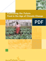 Cultivating the Future Food in the Age of Climate Change