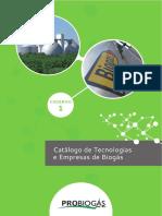 Catalogo-tecnologias e Empresas de Biogas