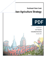 Urban Agriculture Strategy
