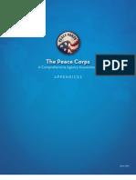 Peace Corps  Appendices | Comprehensive Agency Assessment | June 2010