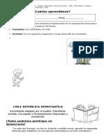 Ficha de Sistematizacion de Historia Unidad 1