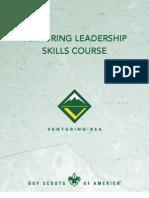 Venturing Leadership Skills Course