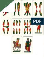Carte Da Gioco Napoletane (Bastoni)
