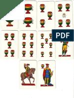 Carte Da Gioco Napoletane (Coppe)
