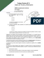 Estados de Tensión y Deformación (Estabilidad II 64.12)