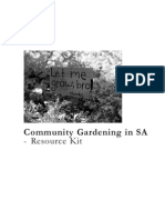 Community Gardening in South Australia