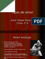 Tipos de amor en la literatura.ppt