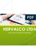PARTE 1 PROYECTO DIAGNOSTICO EMPRESARIAL_HERVALCO LTDA  BETTY ACTUAL VALORES CORPORATIVOS.docx