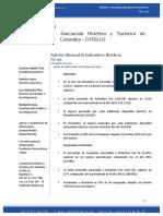 Informe - Indicadores Hoteleros Diciembre 2015
