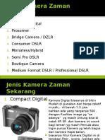 BAB 2 - Jenis-Jenis Kamera Digital