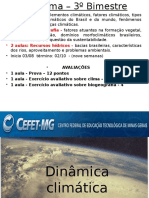 Aula Dinamica Climatica 1ano