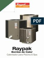 Bomba de Calor Raypak
