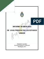 Estudio de Mercado de Uvas Frescas 2011