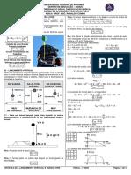 Lançamento Vertical e Queda Livre - CAP - 2016