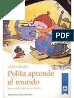5. Polita Aprende El Mundo - Alicia Morel