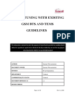 MODEL TUNING WITH EXISTING GSM BTS AND TEMS GUIDELINES.pdf