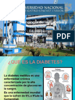Psicologia de La Diabetes