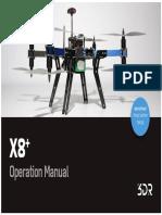 X8 Operation Manual VC