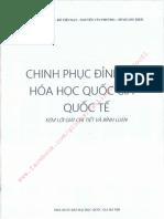 Chinh phục đỉnh cao Hóa học Quốc gia - Quốc tế Kèm lời giải chi tiết và bình luận.pdf