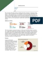 industry report
