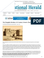 The Zangakis Brothers 19-Century Orient's Photographers - The National Herald