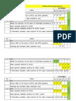 Weekly Action Plan_Mc Installation & IQ_30 Jan to 04 Feb 17