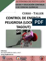 Control de Energia Peligrosa (Lockout-tagout)