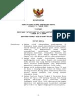 Perda No.2 Tahun 2014 Rtrwk Muna