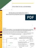 Termodinamica Problemas