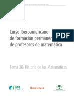 Historias de Las Matematicas