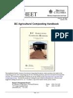 Agricultural Composting Handbook