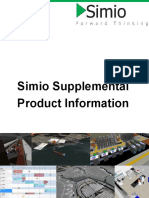 Supplemental Product Information