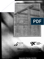 Wind Moment Design of Low Rise Frames-BS Code-Steel Construction Institute,The (1999).pdf