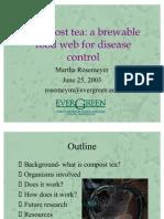 Compost Tea Brewing Manual