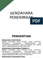 Bendahara Penerimaan SKPD Bendahara Penerimaan (1)