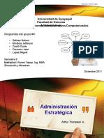 Administracion Estrategica 160 Dp