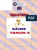 MODUL PdP Sains Tahun 5.pdf
