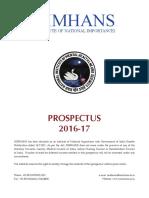 NIMHANS_Prospectus 2016-17-final.pdf