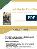 2.1 Sociología de La Familia