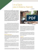 A Garden in a Sack Experiences in Kibera, Nairobi