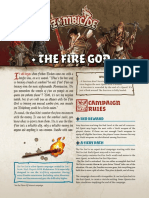 Campaign Black Plague the Fire God