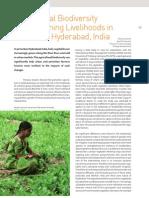 Agricultural Biodiversity Strengthening Livelihoods