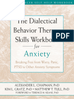 Alexander L. Chapman, Kim L. Gratz, Matthew Tull, Terence Keane-The Dialectical Behavior Therapy Skills Workbook for Anxiety_ Breaking Free From Worry, Panic, PTSD, And Other Anxiety Symptoms-New Harb