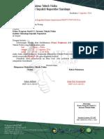 (New) Surat Peminjaman Tempat