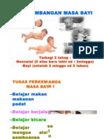 004. Perkmb Bayi PowerPoint - Bu Rosita Tim