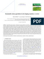 Sustainable Urban Agriculture in Developing Countries
