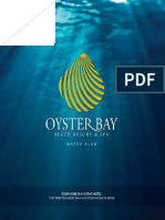 Brochure Oyster BAY