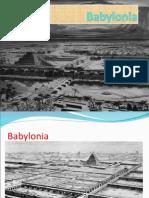 Babylonia at Assyria