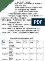14 minuman karbonatasi