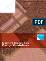 Kingsford Business Park Guidelines